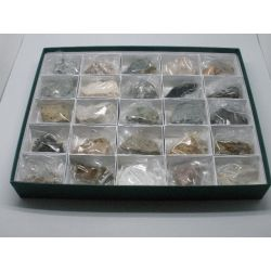 Rocas grandes 50x70mm CR-12. Caja 25 piezas