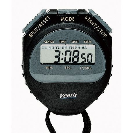 Cronòmetre digital Ventix 941. Comptador 30 minuts en 1/100 segon