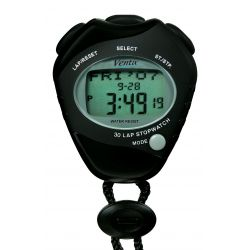 Cronòmetre digital Ventix 928. Comptador 10 hores en 1/100 segon