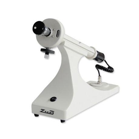Polarímetro manual Zuzi 404-LED. Detección óptica
