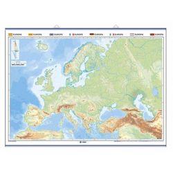 Mapa mural mut retolable 1400x1000 mm. Europa
