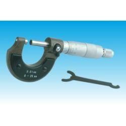 Micròmetre exteriors DH-215. Capacitat 0 a 25 mm en 0'01 mm