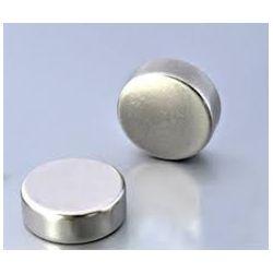 Imán neodimio circular. Medidas 10x20 mm