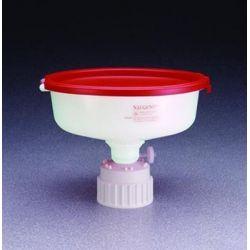 Embudo seguridad residuos químicos. Adecuado contenedor 4 litros