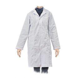 Bata laboratorio ropa algodón 100%. Hombre talla L