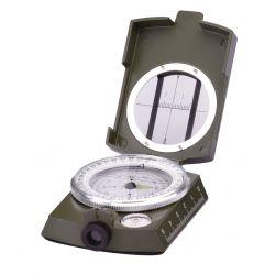 Brújula líquido Herter 886. Metálica con visor 50 mm