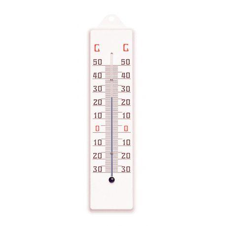 Termòmetre mecànic ambient Herter 413. Plàstic 65x265 mm