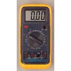 Multímetro digital Hibok-60. VCA-VCC-ACC-OHM-HFE