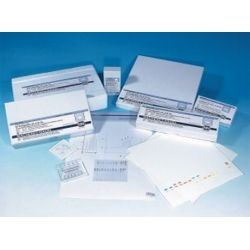 Plaques TLC alumini SIL-G 50x100 mm MN-818161. Capsa 50 unitats