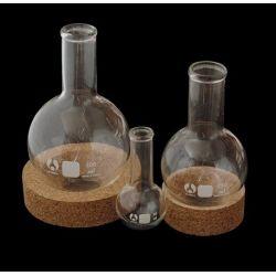 Matraz esférico vidrio fondo redondo. Capacidad 1000 ml