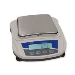 Balanza electrónica Nahita 5162-0500. Carga 500 gramos en 0'01 g