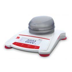 Balanza electrónica Scout SKX-123. Capacidad 120 gramos en