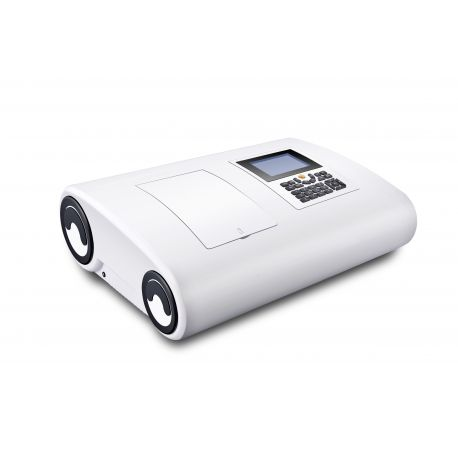 Espectrofotómetro doble haz Dinko F-6900. Ultravioleta visible