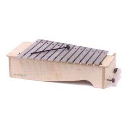 Metalófono diatónico Albareda MAD. Contralto DO-LA 16 notas