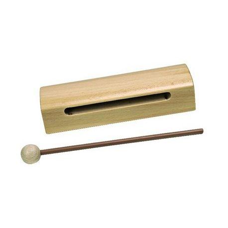 Caja china rectangular tono con maza. Medidas 150x50x35 mm