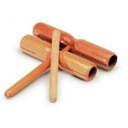 Caixa xinesa tubular quatre tons amb batedor
