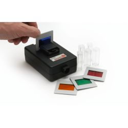 Sensor adquisició dades Smart Q-4820. Calorímetre 2 escales