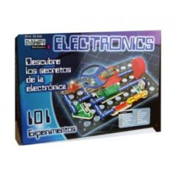 Equip electricitat DH-650. Experiments electricitat i electrònica