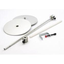 Sensor adquisición datos Smart Q-4220. Accesorios rotación y