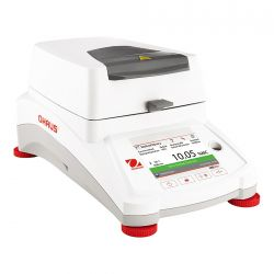 Termobalanza humedad Ohaus MB-120. Capacidad 120 gramos en