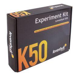 Kit experimentos para microscopía Levenhuk