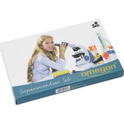 Kit experimentos para microscopía Omegon