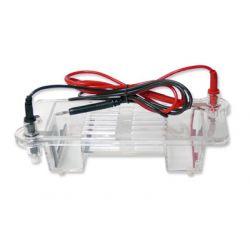 Cubeta electroforesi horitzontal Nahita 535. Gel 120x120 mm