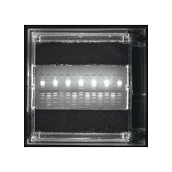 Iluminador electroforesis Mupid-One. Led 470 nm y campo 150x60