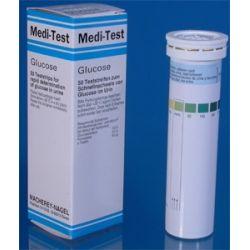 Diagnóstico clínico glucosa en la orina MN-93024. Caja 100 tiras
