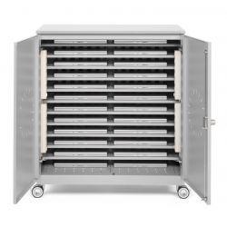 Armari carregador ordinadors MMO-1100. Capacitat 24 PCs o 36 NBs