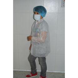 Batas desechablesTST polipropileno infantil. Caja 50 unidades