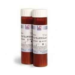 Suplement potassi tel·lurit 3'5% L-80291. Capsa 5x10 mL