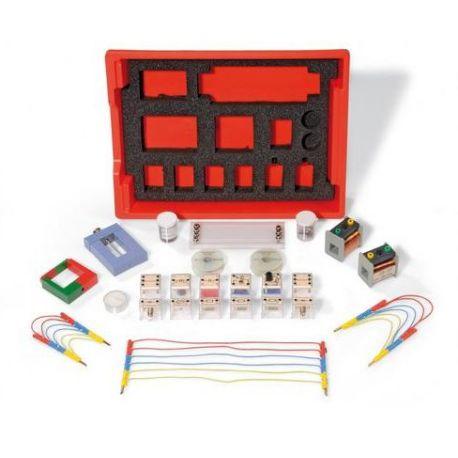 Equipo física 3B SEA 1008532. Electricidad y magnetismo, 41 experimentos