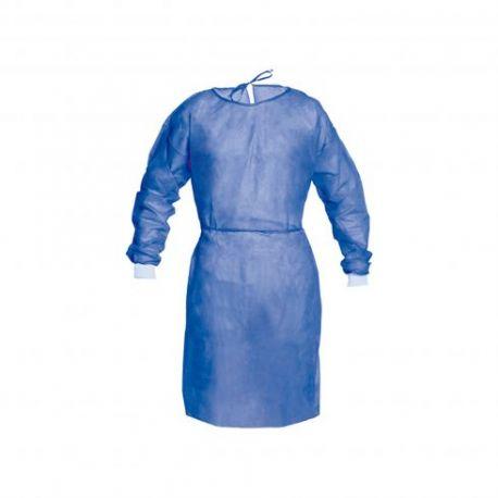 Batas quirúrgicas desechables TST 30 gramos. Pack 10 unidades