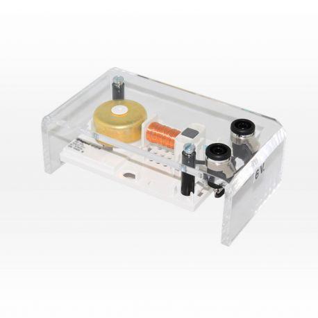 Timbre propagación sonido en vacío DM-205005. Eléctrico 6 V