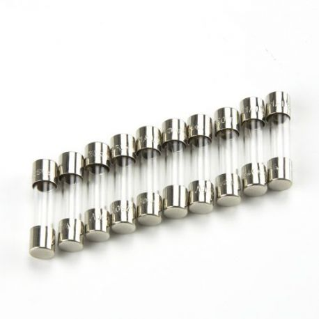 Recambio microscopio Bioblue AE-5227. Bolsa 10 fusibles 1 A