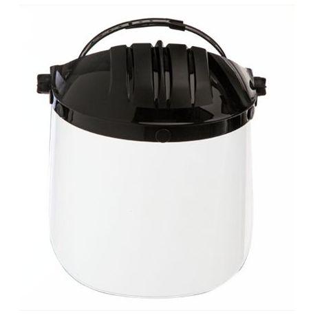 Pantalla protección facial C-324-RG/N. Visor óptico PC tractado intercambiable
