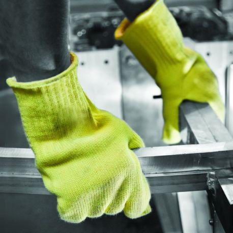 Guantes seguridad textiles protección mecánica y térmica 300ºC. Par