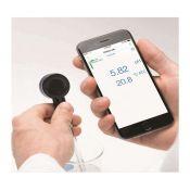 Electrodo de pH/Temp con Bluetooth HI-11102. Usos generales vidrio