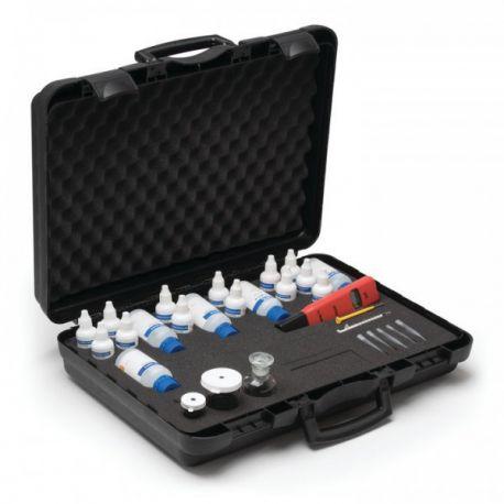 Prova múltiple control medioambiental HI-3814. Estoig 6 paràmetres
