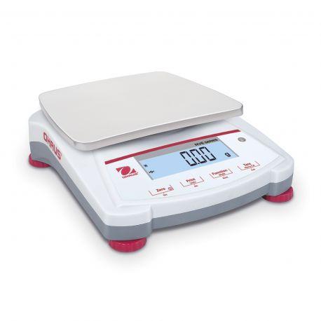 Balanza básica Navigator NVE-2102. Capacidad 2100 gramos en 0'01 g