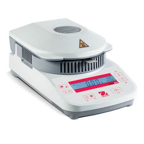 Termobalanza humedad Ohaus MB-23. Capacidad 110 gramos en 0'01 g