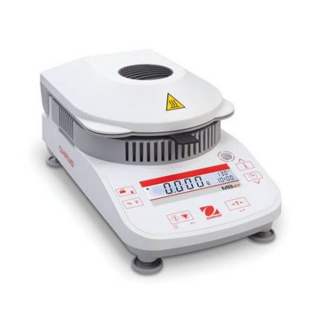 Termobalanza humedad Ohaus MB-25. Capacidad 110 gramos en 0'005 g