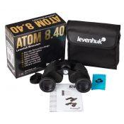 Prismáticos clásicos Atom L-67680. Prisma porro fix 8x40 mm