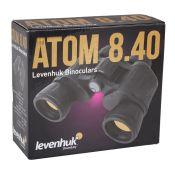 Prismàtics clàssics Atom L-67680. Prisma porro fix 8x40 mm