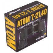 Prismàtics clàssics Atom L-67681. Prisma porro fix 7x50 mm