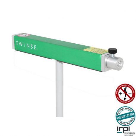 Fuente luz láser tres usos DO-108016. Láser verde 532 nm.