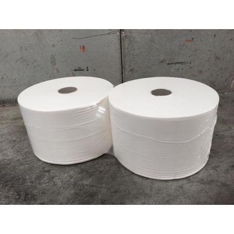 Bobines paper netejar cel·lulosa pura 2 capes Sauber. Paquet 2x600 metres