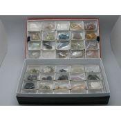 Minerales pequeños 30x50 mm CM-22. Caja 40 piezas
