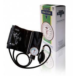 Esfigmomanómetro aneroide Waitch 4301. Conexión doble tubo